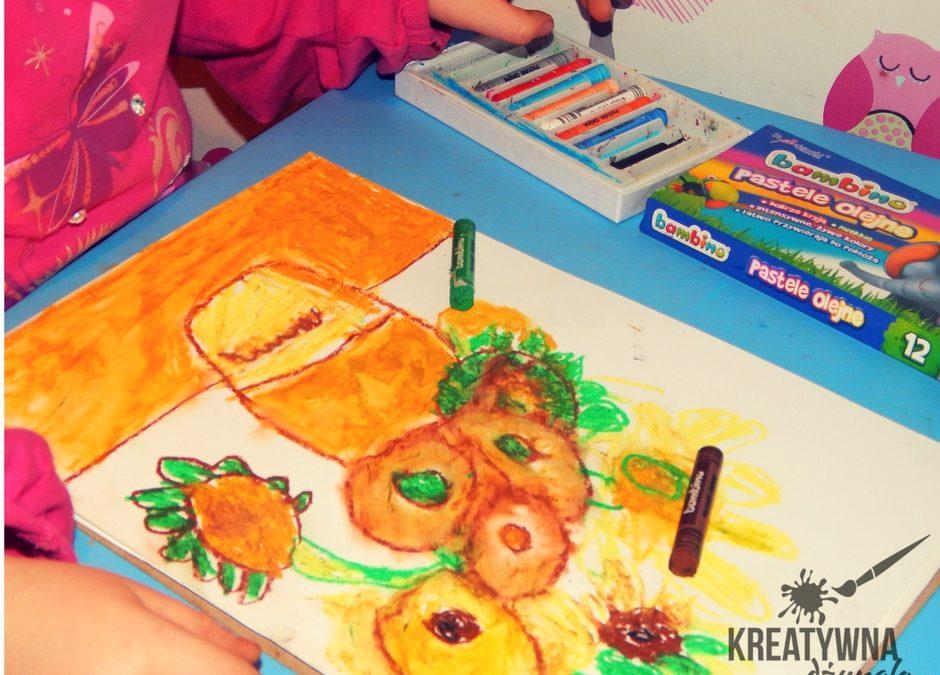 zajęcia artystyczne dla dzieci