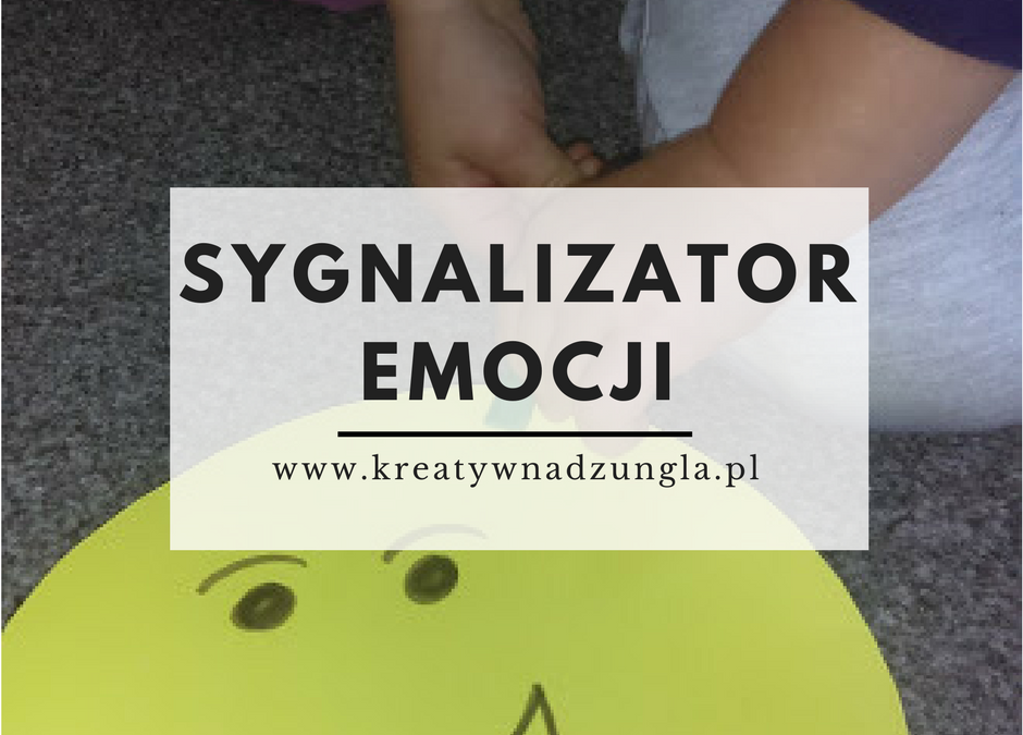 sygnalizator emocji