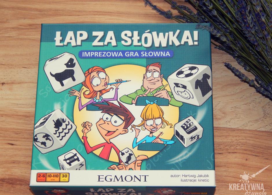 """""""Łap za słówka"""" – recenzja gry"""