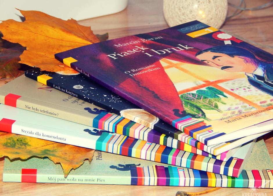 Niepodległość Polska książki dla dzieci