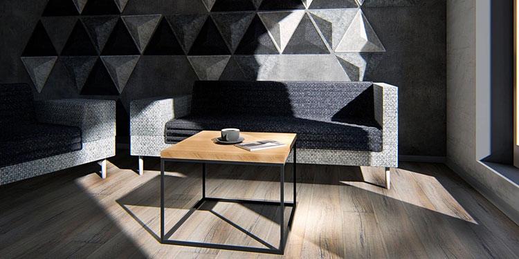 Stoliki kawowe i ławy w salonie- zobacz 16 propozycji