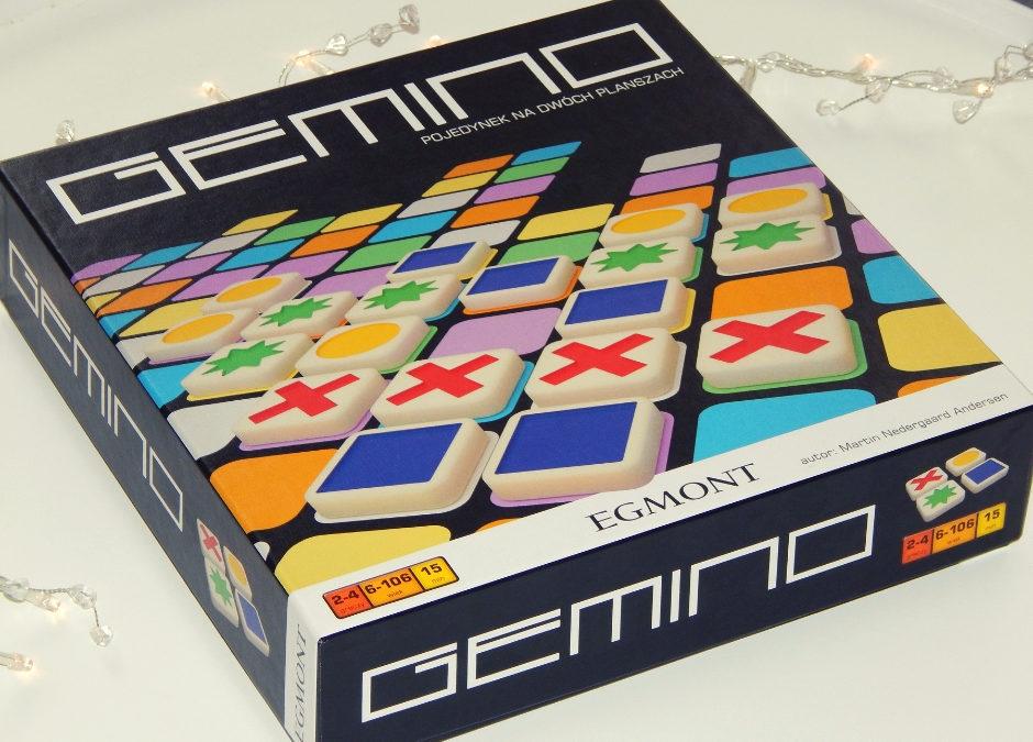 Gemino- gra logiczna dla całej rodziny