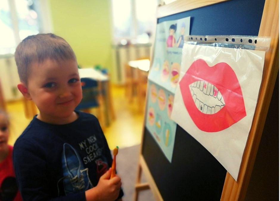 Dbamy o zęby – pomysły na zajęcia w przedszkolu
