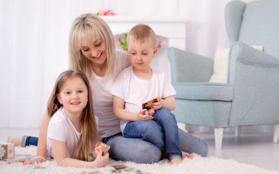 Czas- najcenniejszy prezent dla dziecka