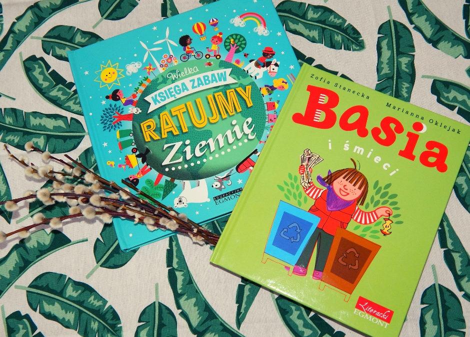 Ekologia- książki dla dzieci