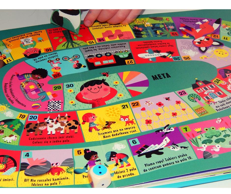 książki dla dzieci jak dbać oprzyrodę ekologia