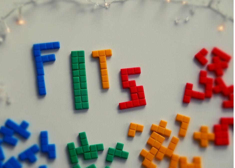 Gra FITS-poznaj planszową wersje Tetris