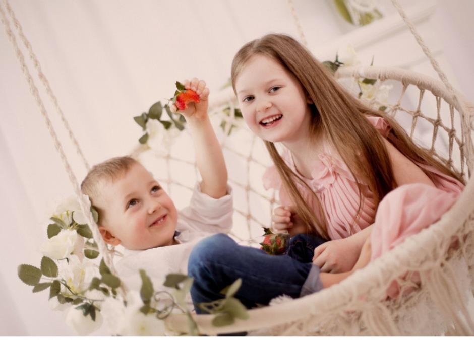 Rodzeństwo – czego może nauczyć