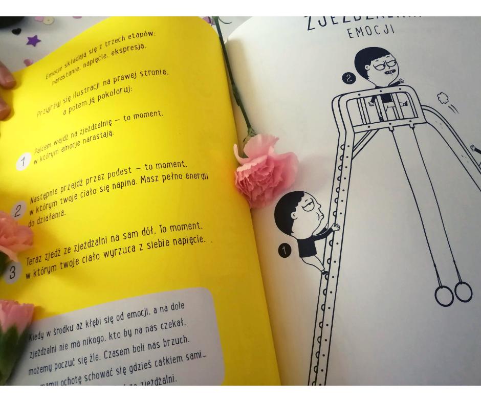 emocje książki dla dzieci