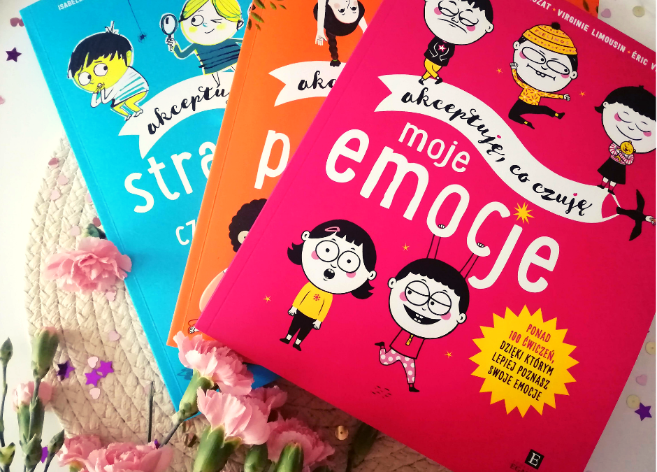 Inteligencja emocjonalna dziecka- książki, które pomogą ją rozwinąć