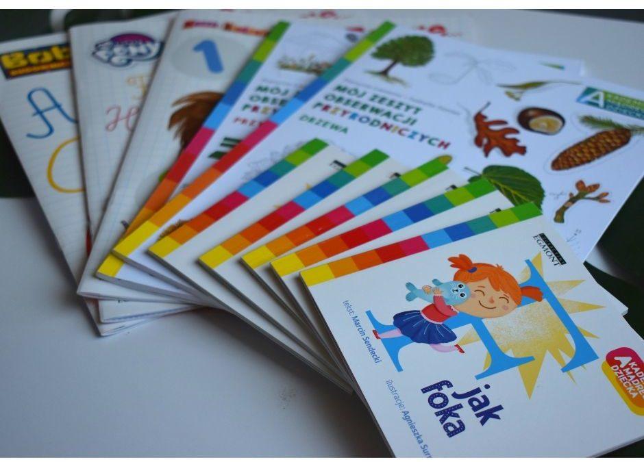 Edukacyjne książki dla dzieci