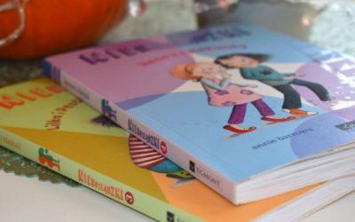 """""""Nierozłączki""""- książki oprzyjaźni"""