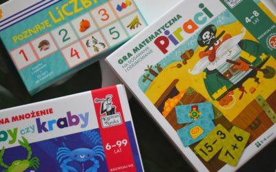 Najlepsze gry matematyczne dla dzieci