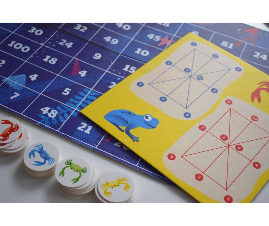 gry matematyczne