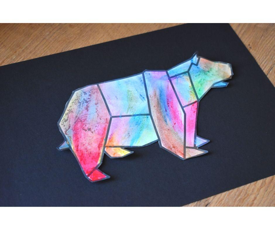 kolorowanki zwierzęta praca plastyczna