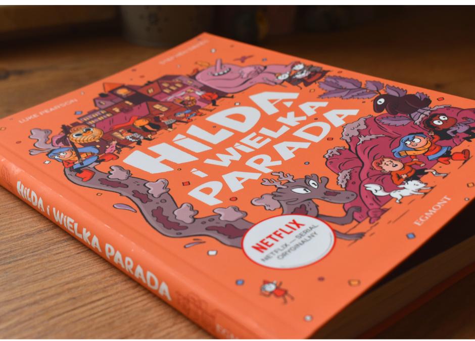 hilda książki dla dzieci