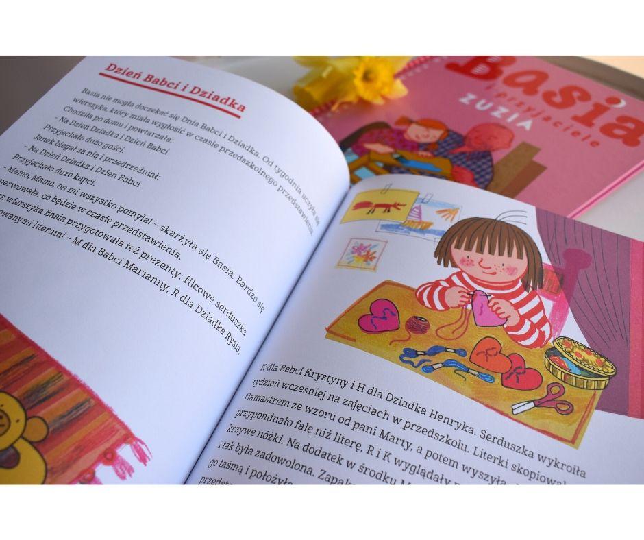 basia książki dla dzieci