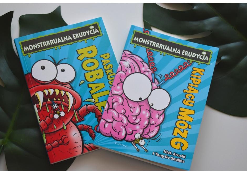 książki dla dzieci naukowe