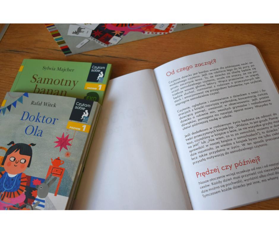 nauka czytania dla dzieci