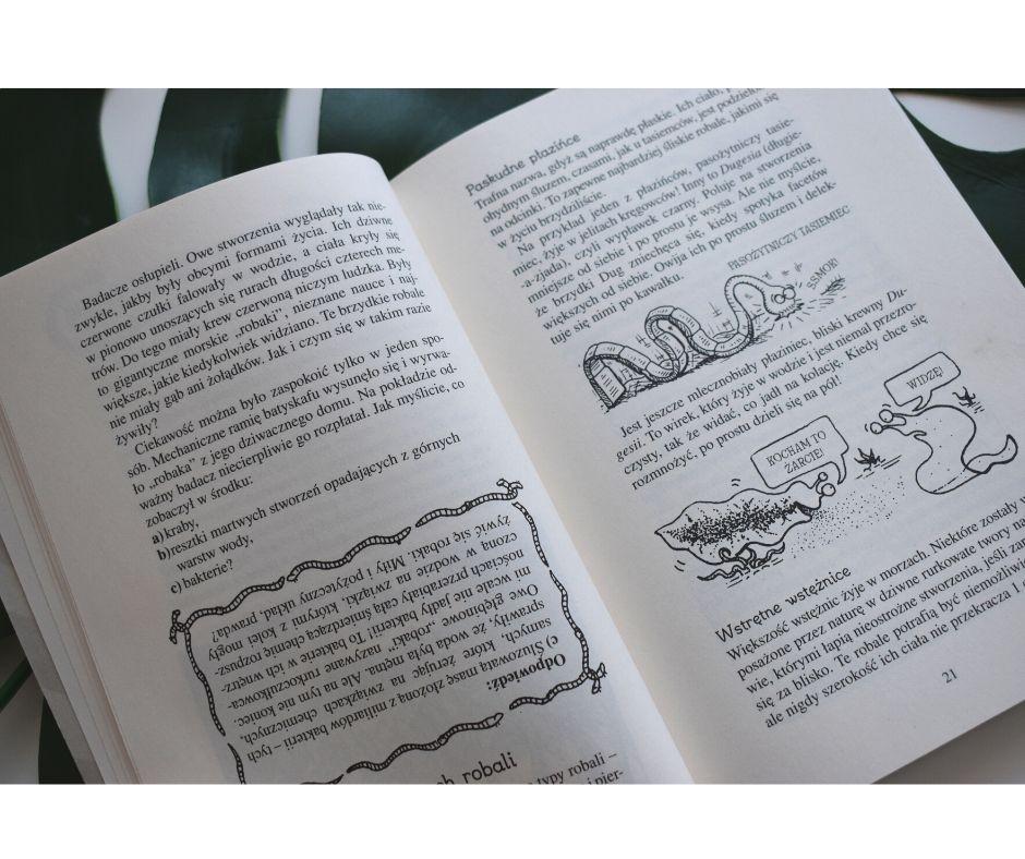 monstrualna książki edukacyjne