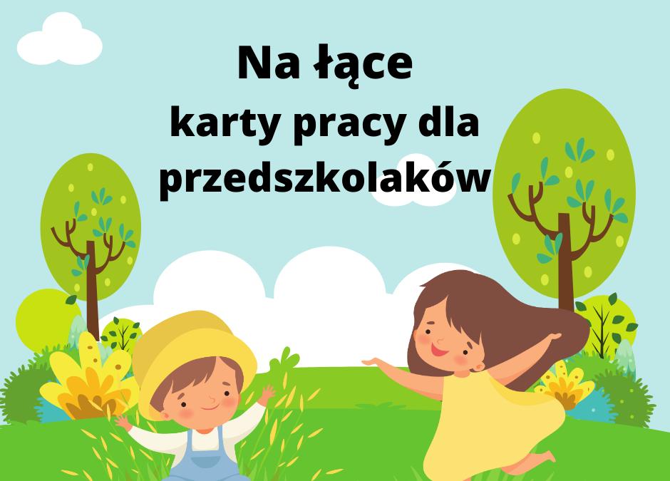 Nałące- karty pracy dla przedszkolaków