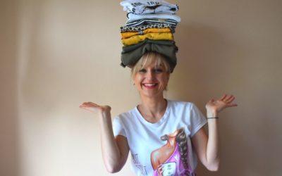 Co zrobić zniepotrzebnymi ubraniami?-ekologiczne ikreatywne sposoby