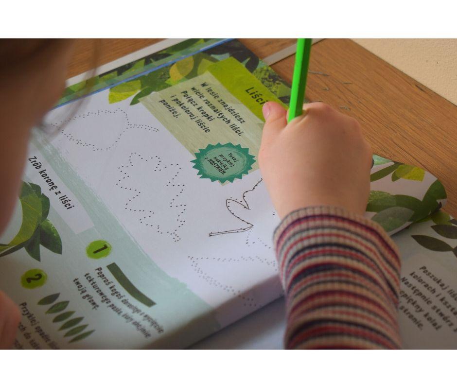 zadania dla przedszkolaka przyroda obserwacje