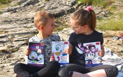 Książki nawakacje dla dzieci