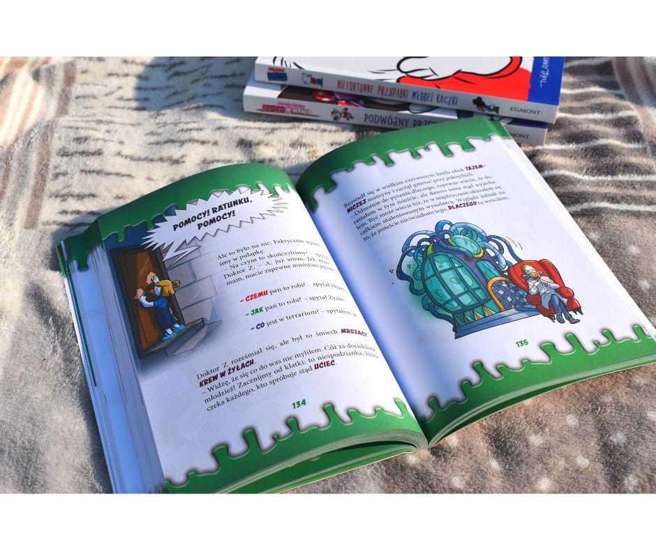 książki nawakacje