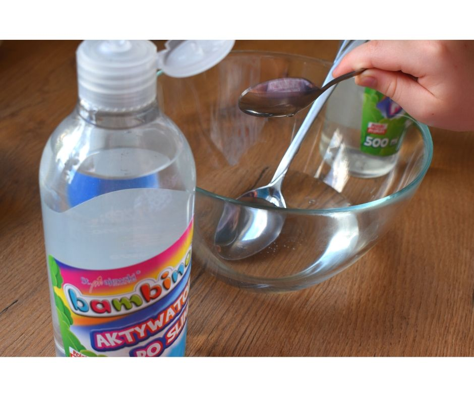 jak zrobić slime