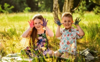 10 technik plastycznych, które rozbudzą kreatywność dziecka
