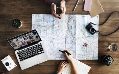 Podróż marzeń- zaplanuj ją już dziś istwórz listę marzeń (planer dodruku)