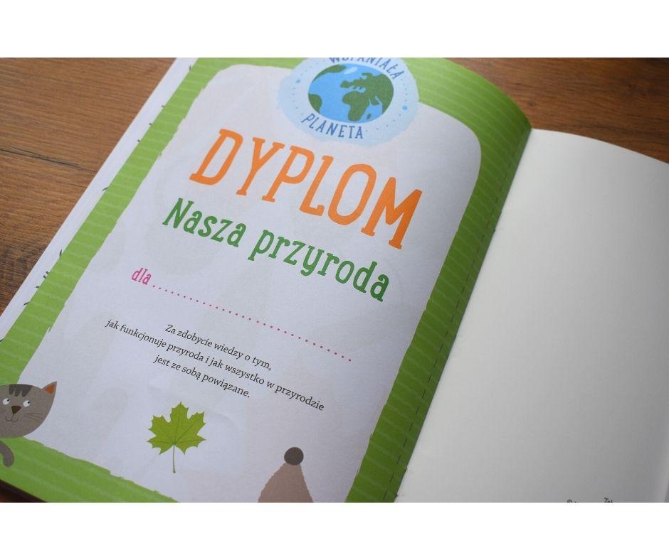 ksiązki dla dzieci ekologia przyroda