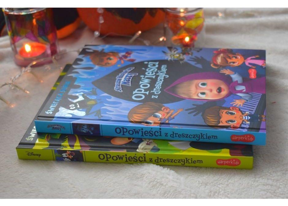 """""""Opowieści zdreszczykiem""""- seria książek dla dzieci"""
