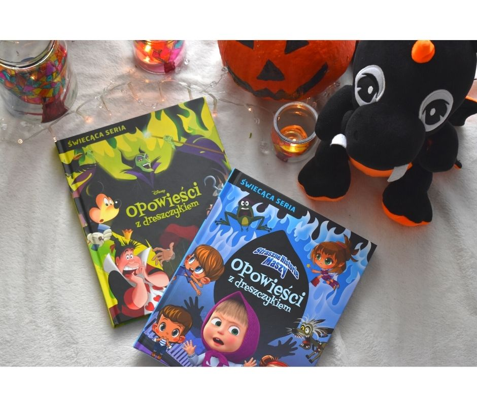 opowieści dla dzieci lęk strach