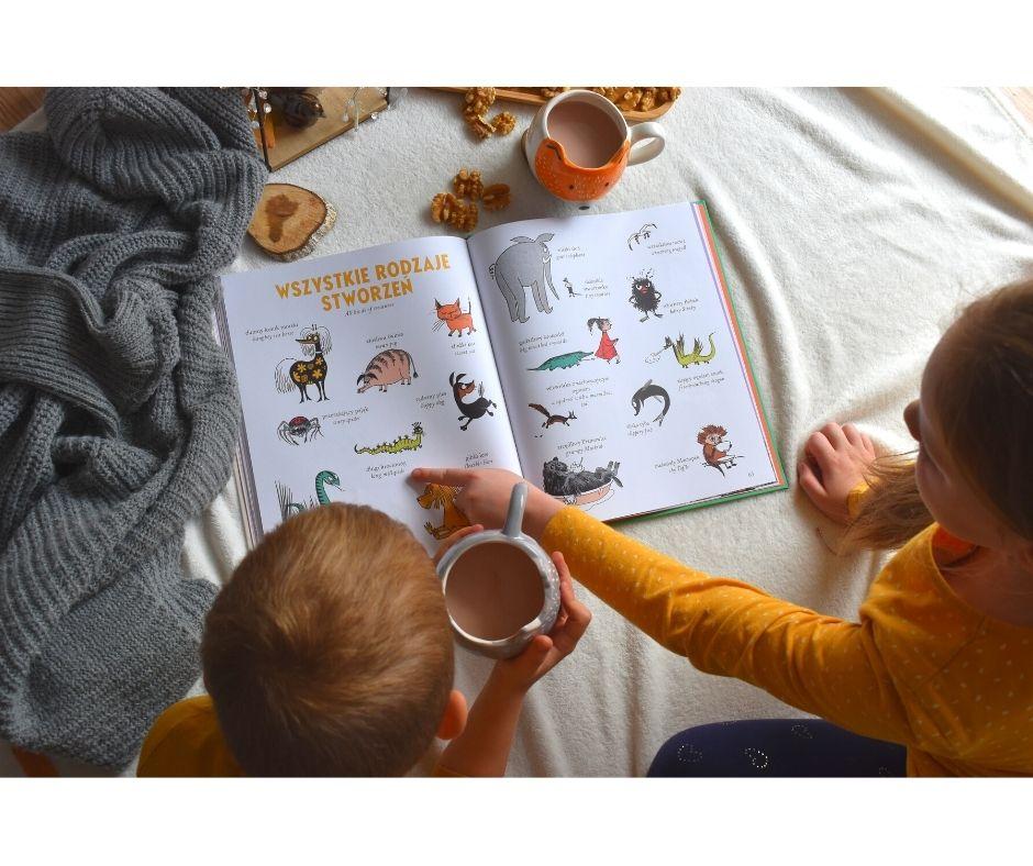 słownik obrazkowy angielski dla dzieci