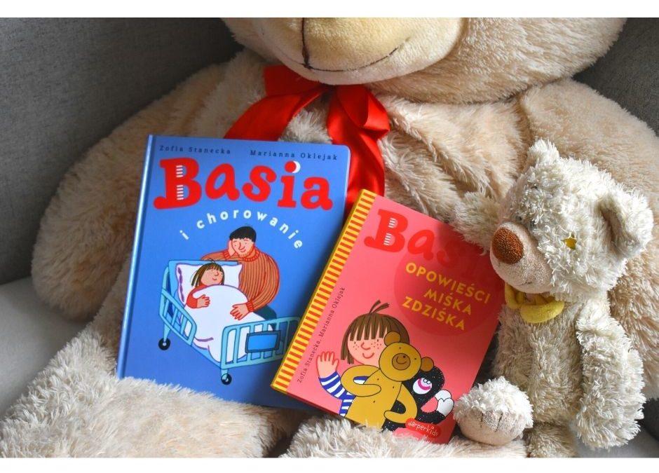 Basia iMisiek Zdzisiek- wyjątkowi bohaterowie książek dla dzieci