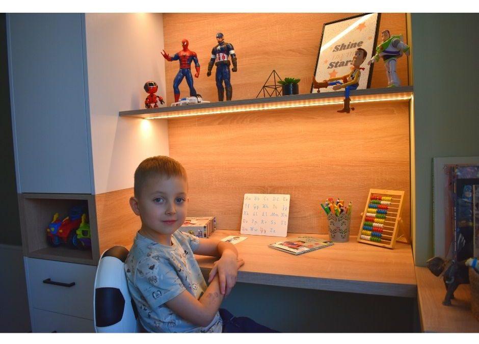 Mały pokój dziecięcy, czyli jak urządziliśmy pokoik Oliwiera (+niespodzianki dla czytelników)