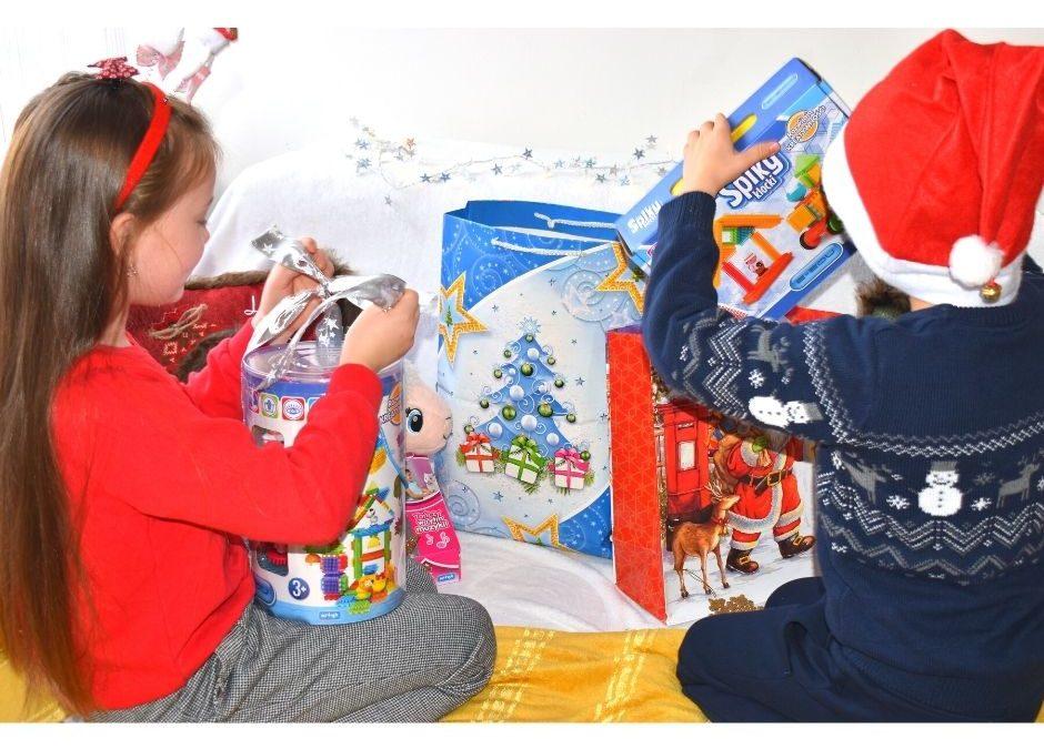 Pomysły naprezenty dla dzieci, czyli gwiazdkowy prezentownik