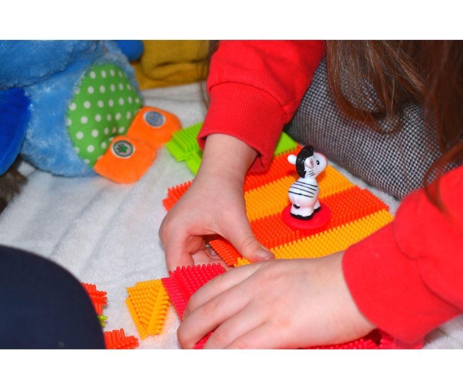 klocki prezent dla dziecka