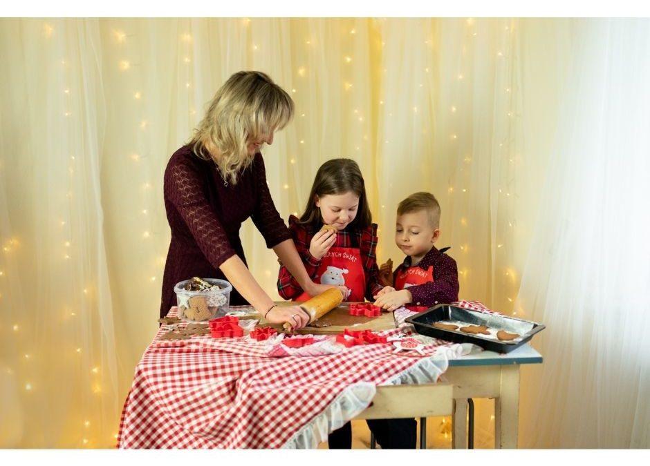 przepis świąteczne pierniki ciasteczka