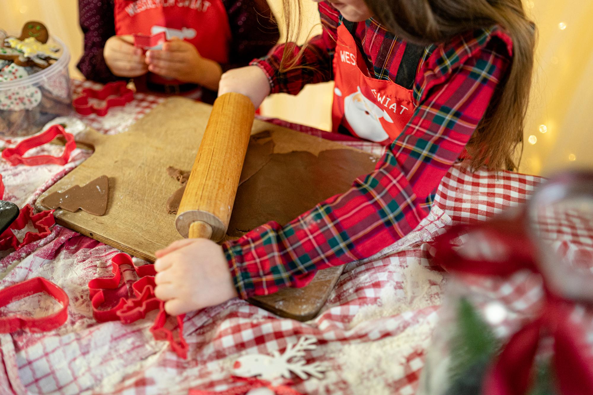 przepis naciasteczka świąteczne pierniki