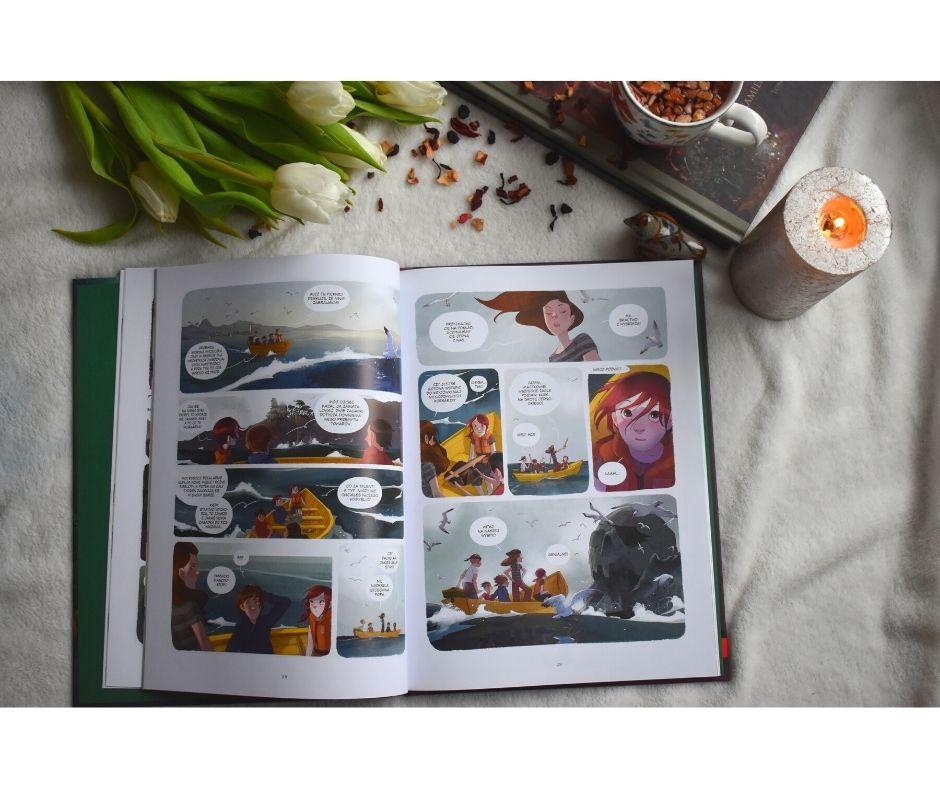pamiętniki wisienki tom 4 recenzja