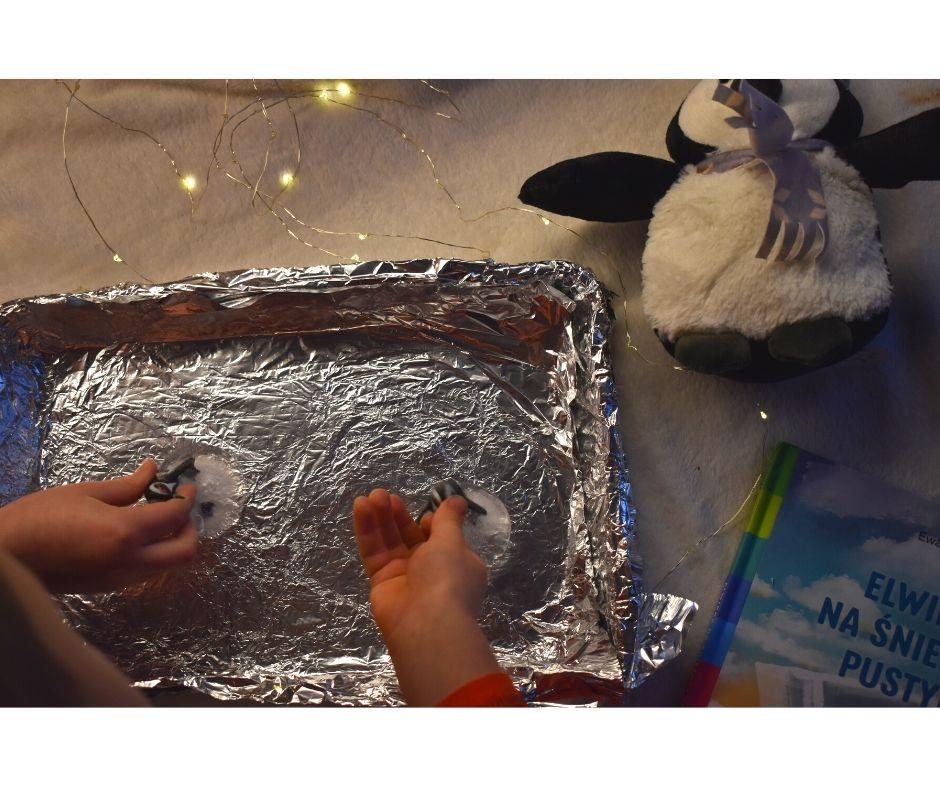 pingwin pomysły dla dzieci zabawy