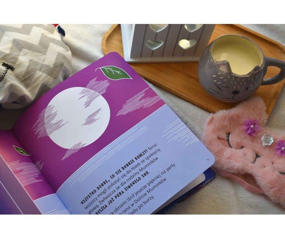 muminki bajka książka dla dzieci