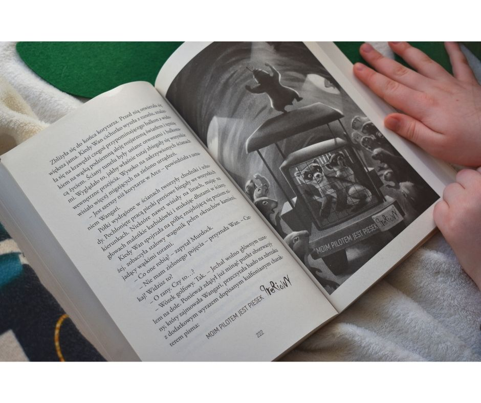 bractwo zagrożonych książka dla dzieci zwierzęta ekologia ochrona zwierząt