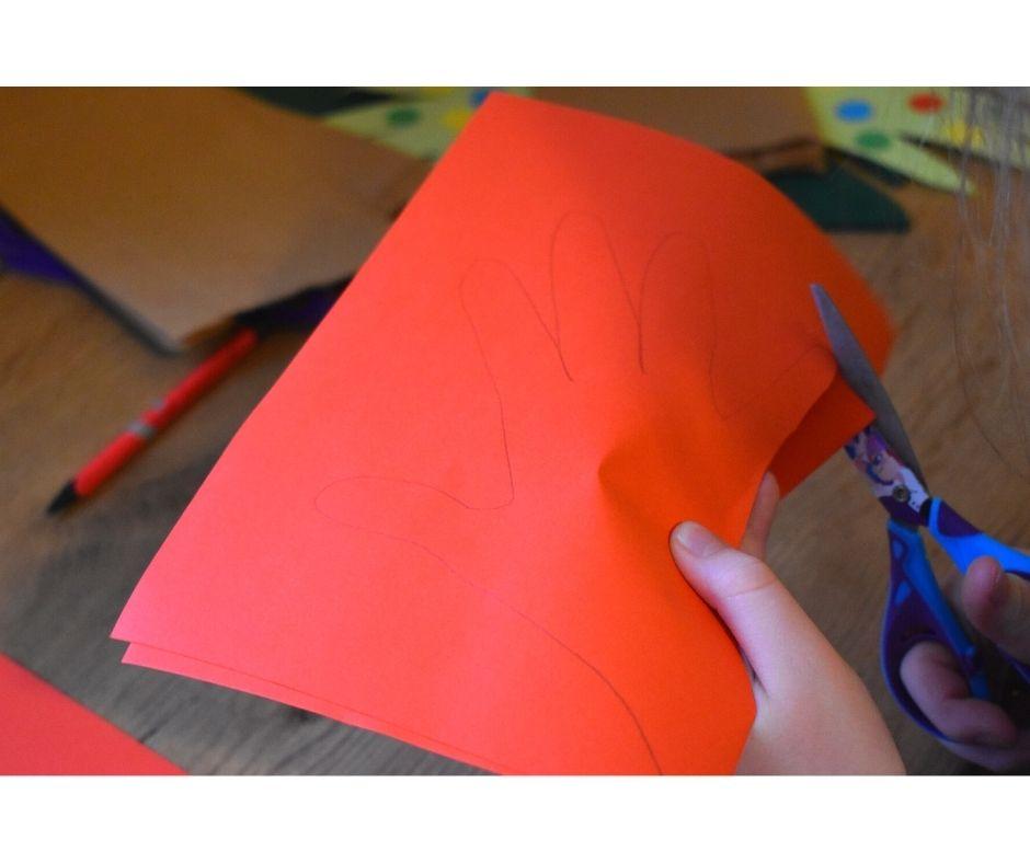 motyl praca plastyczna przedszkole wiosna pomysły pierwszy dzień wiosny pacynka jak zrobić