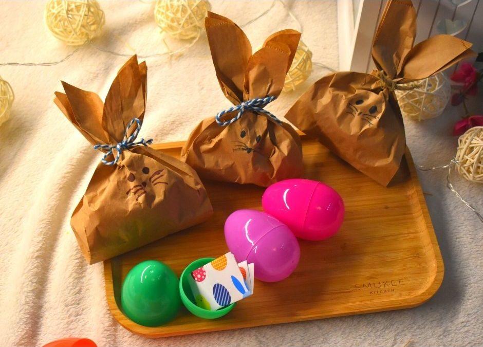 Wielkanoc: zabawa, zając DIY, prezenty dla dzieci