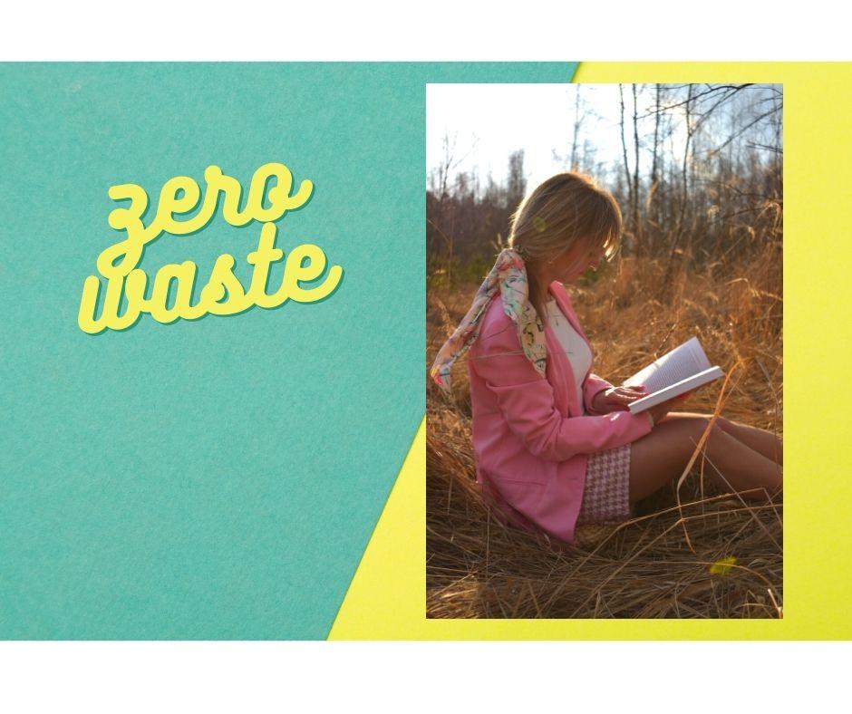 zero waste recykling ubrań moda eko