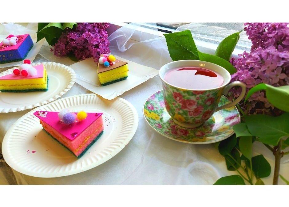 DIY dla dzieci- kreatywne ciasto